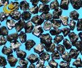 China Black Single Crystal CBN Abrasive Material Good Sharpness CBN-B15 factory