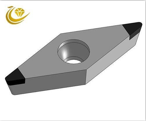 Polycrystalline Cubic Boron Nitride Cutting Tools High Toughness Heat Resistance