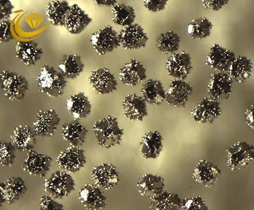 Thorn Shaped Nickel Alloy Coated Diamonds And CBN SD-ENiCHN-ENi Various Size