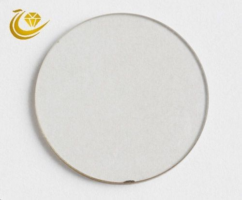 Round Shape CVD \Synthetic Diamonds , CVD Diamond Wafer 3.51g/Cm³ Density