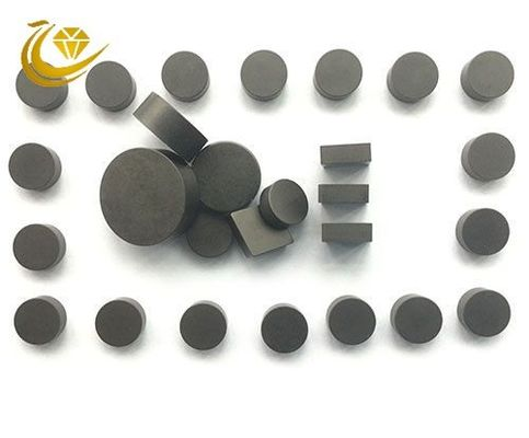 PCBN Overall Blade PCD Diamond Tools For Heat Resistant Steel Workpiece