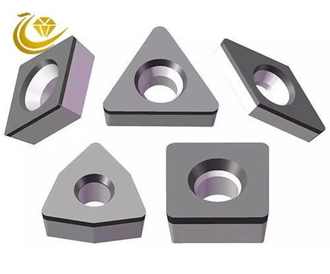 PCBN Composite blade tip sharp CBN diamond single crystal wear-resistant carbide body with diamond perfect combination